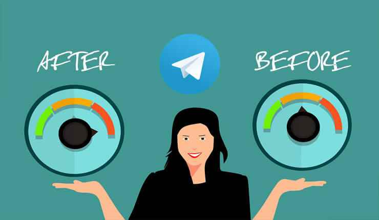 Buy Real Telegram Followers with high quality
