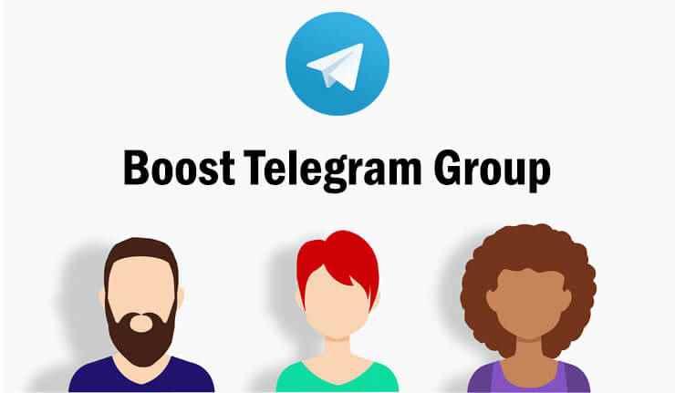 How Boost Telegram Group