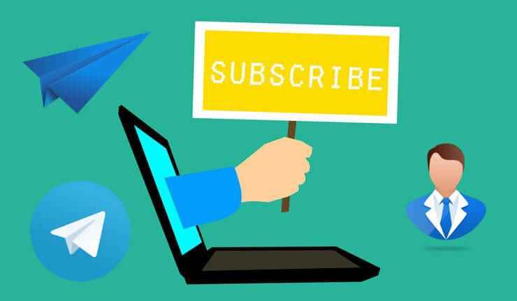Telegram Subscriber Increase